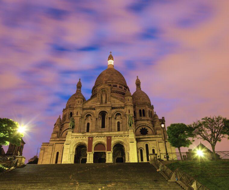 Angelo Calcaterra | Basilica Sacre Coeur