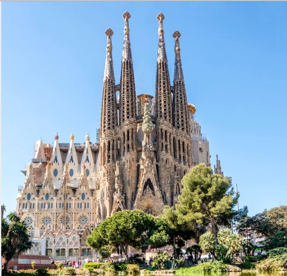 La Sagrada Familia | Angelo Calcaterra
