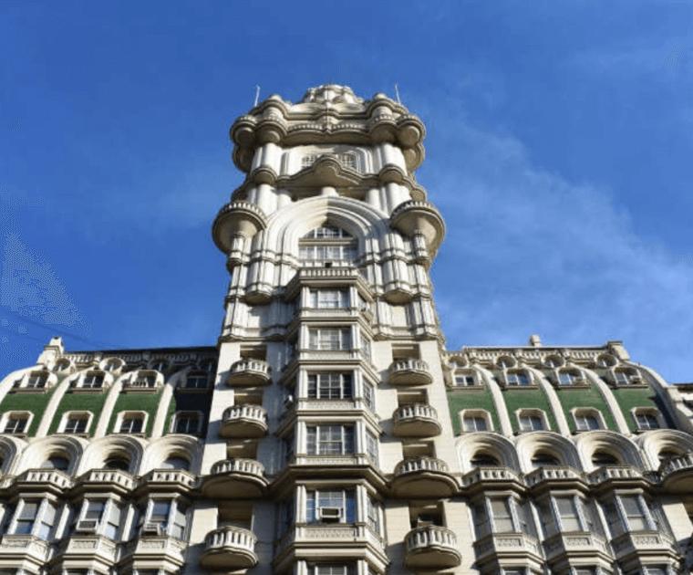 Angelo Calcaterra | Angelo Calcaterra y su homenaje al Palacio Barolo
